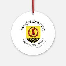 Blackwater Keep Ornament (Round)