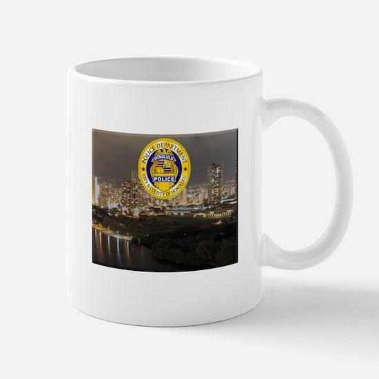 Honolulu Police After Dark Mugs