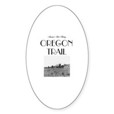 ABH Oregon National Historic Trail Decal