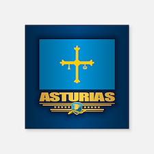 Asturias Sticker