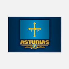 Asturias Magnets