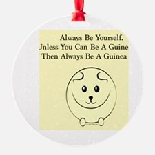 Cute Pigs Ornament