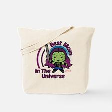GOTG Best Mom Universe Tote Bag