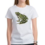 Leopard Frog (Front) Women's T-Shirt