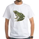 Leopard Frog White T-Shirt