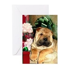 Shar-pei Christmas Cards (Pk of 20)