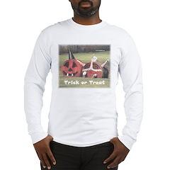 Halloween Hay Long Sleeve T-Shirt