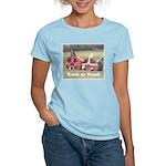 Halloween Hay Women's Light T-Shirt