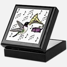 Auditory Nectar Keepsake Box