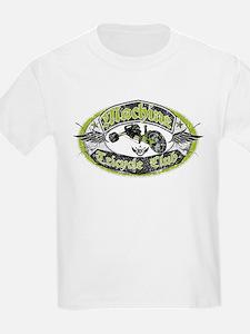 Distressed Machine Club T-Shirt