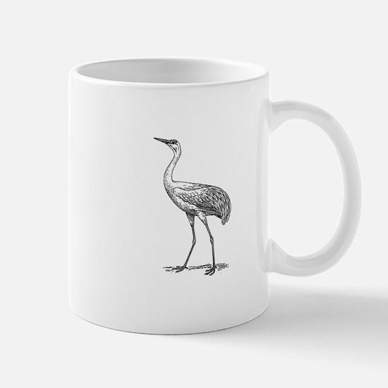 Crane Mugs