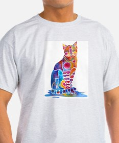Whimsical Elegant Ca T-Shirt