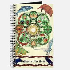Cute Imbolc Journal