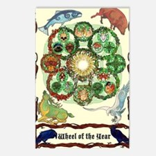 Unique Druid Postcards (Package of 8)