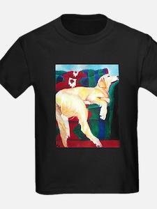 Sleeping Sonny Ash Grey T-Shirt