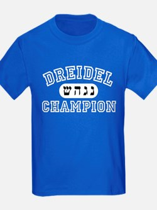 Dreidel Champion T