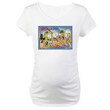 Fargo ND Poscard Shirt