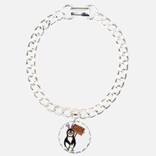 Easter Tux Bracelet