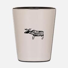 Image Elk clip art Shot Glass
