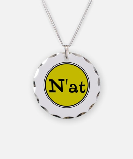N'at, Pittsurghese, Pittsburgh slang Necklace