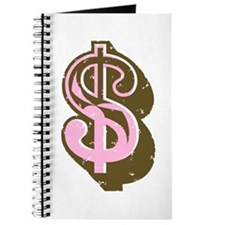 Dollar Sign Journal