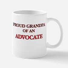 Proud Grandpa of a Advocate Mugs