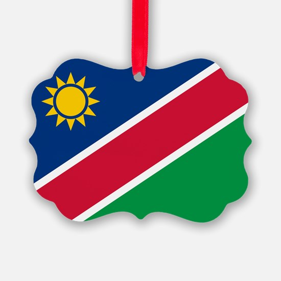 Flag of Namibia Ornament