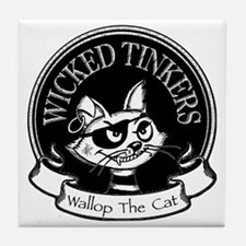 Cute Wicked Tile Coaster