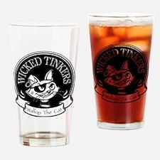 Cute Wicked Drinking Glass