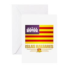 Islas Baleares Greeting Cards