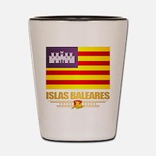 Islas Baleares Shot Glass