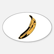 Velvet Underground Banana Decal