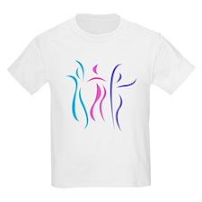 Colorful Dancers T-Shirt