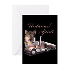 Untamed Spirit Greeting Cards (Pk of 10)