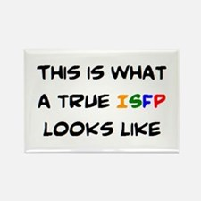 isfp Rectangle Magnet