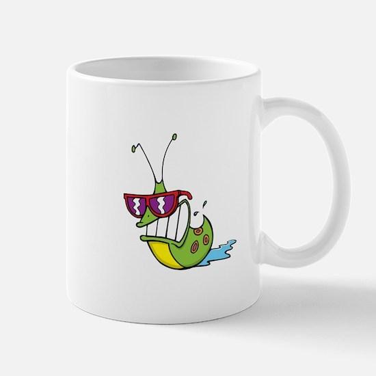Slug Cool Mugs