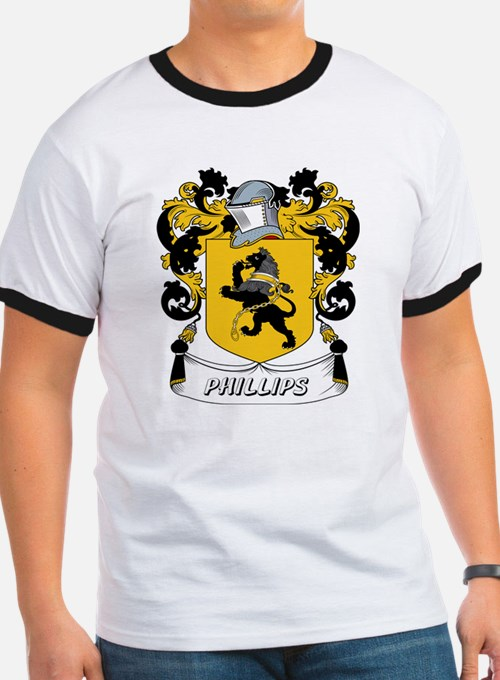 Phillips Coat of Arms T-Shirt