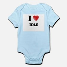 I love Idle Body Suit