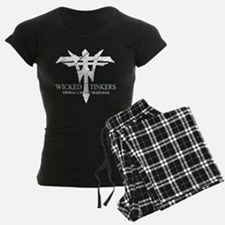 Wicked Tinkers WT logo pajamas