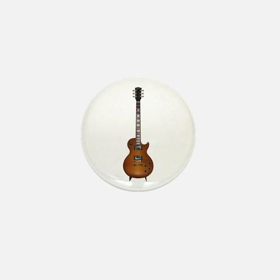 Gibson les Paul Mini Button