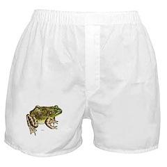 Bullfrog Frog Boxer Shorts