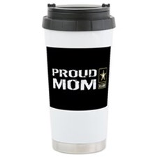 U.S. Army: Proud Mom Travel Mug