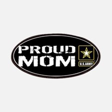 U.S. Army: Proud Mom (Black) Patch