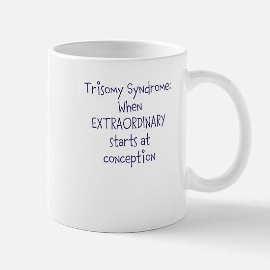 Trisomy Syndrome: Extraordinary Mugs