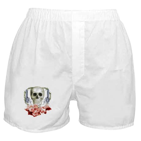 Pistols, death and roses Boxer Shorts