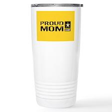 U.S. Army: Proud Mom (B Travel Mug