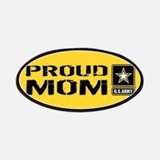 U.S. Army: Proud Mom (Gold) Patch