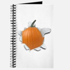 Pumpkin Burster Journal