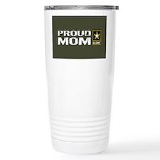 U.S. Army: Proud Mom (M Travel Mug