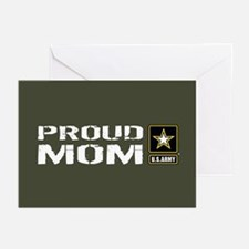 U.S. Army: Proud Mom (Mi Greeting Cards (Pk of 10)